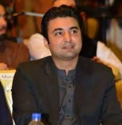 مراد سعید کو وزیر مملکت برائے مواصلات کا قلم دان سونپ دیا گیا