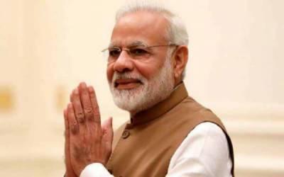 بھارتی وزیراعظم نریندر مودی کے اثاثوں کی تفصیلات منظر عام پرآگئیں