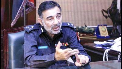 ڈیرہ اسماعیل خان میں جلوس کے قریب دہشت گرد مارا گیا، آئی جی خیبرپختونخوا پولیس