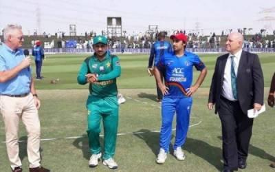 ایشیا کپ: سپر فور مرحلے میں افغانستان کا ٹاس جیت کر بیٹنگ کا فیصلہ