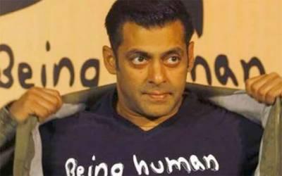 فلم کا نام تبدیل کرنے کے باوجود سلمان کے خلاف مقدمہ درج