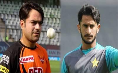 ایشیا کپ: ضابطہ اخلاق کی خلاف ورزی پر پاکستانی اور افغانی کرکٹرز پر جرمانہ عائد