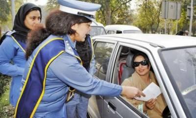پنجاب میں چالان فیسوں میں ہوشربا اضافہ کرنے کی تجویز پیش