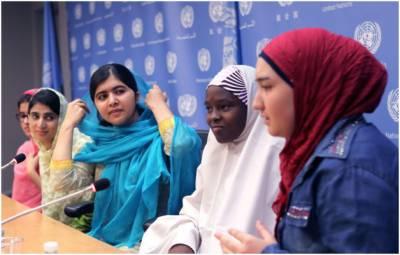 ایسی دنیا کو نہیں مانیں گے جہاں فیصلے بند کمرے میں ہوں، ملالہ