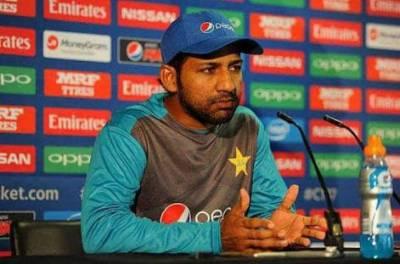 پاکستان آسٹریلیا ٹیسٹ سیریز میں سرفراز احمد کو آرام دینے پر غور