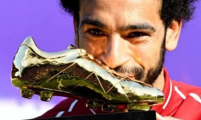 فیفا ایوارڈز 2018: محمد صلاح نے گول آف دی ایئر ایوارڈ اپنے نام کرلیا