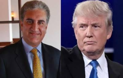 وزیرخارجہ کی امریکی صدرسےملاقات،دوطرفہ تعلقات پربات چیت