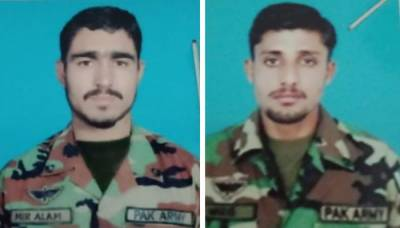 قلات، آپریشن میں 4 دہشتگرد ہلاک، دو سپاہی شہید