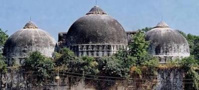 بابری مسجد کیس: بھارتی سپریم کورٹ نے درخواست مسترد کر دی