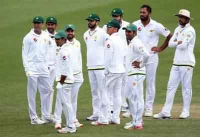 آسٹریلیا سے ٹیسٹ سیریز،قومی ٹیم کا اعلان