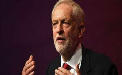 فلسطین کو آزاد ریاست تسلیم کرلیں گے، برطانوی اپوزیشن لیڈر کوربن