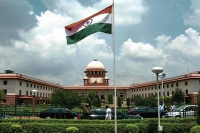 بھارتی سپریم کورٹ نے چیف جسٹس کی عدالتی کارروائی براہِ راست دکھانے کی اجازت دیدی