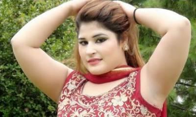 شہری سے شرمناک حرکت پر پشتو اداکارہ گرفتار