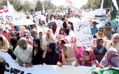 راولپنڈی میں ہاسٹل انتظامیہ کی مبینہ غفلت، طالبہ جاں بحق ، طالبات کا شدید احتجاج