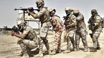 سعودی سیکیورٹی فورسز کی کارروائی، 3 دہشت گرد مارے گئے