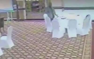 کویتی وفد کے سربراہ کا بریف کیس چوری کرنیوالا افسر گرفتار،ایف آئی اے کے حوالے