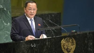 اپنی قومی سلامتی سے متعلق کوئی یکطرفہ فیصلہ نہیں کریں گے، شمالی کوریا