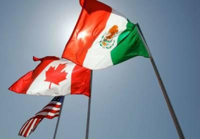 امریکا، میکسیکو، کینیڈا آزاد تجارتی معاہدے پر رضا مند