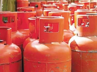 ایل پی جی کی قیمت میں 5.50 روپے فی کلو کا اضافہ