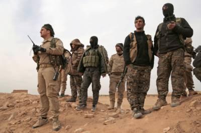 ایرانی فورسز کا شام میں داعش کے زیر تسلط علاقے پر میزائل حملہ