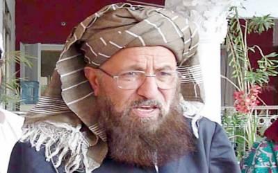 افغان حکومت نے طالبان سے مذاکرات کے لیے مولانا سمیع الحق سے مدد مانگ لی