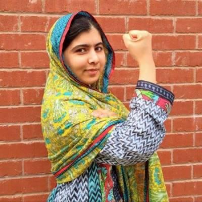 ملالہ کے نام ایک اور اعزاز،تصویر لندن کی نیشنل پورٹریٹ گیلری میں آویزاں