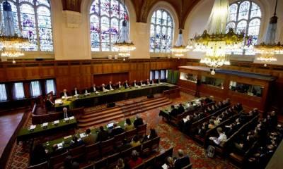 عالمی عدالت میں دائر ایرانی کیس کا فیصلہ آج ہو گا