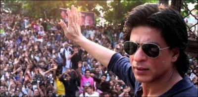 شاہ رخ خان کو میں نے سپراسٹار بنایا: بھارتی سنگر کا انوکھا دعویٰ