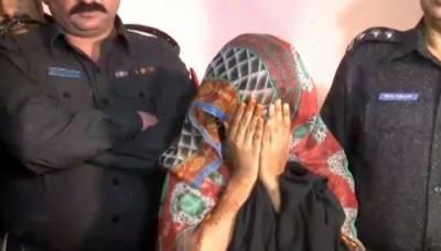 کراچی، لاپتہ لڑکی کا اپنی مرضی سے دوست کے ساتھ جانے کا اعتراف