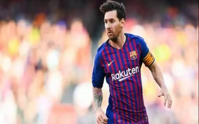 میسی کو روکنا مشکل ہی نہیں ناممکن بھی ہے، بارسلونا کی انگلش کلب کے خلاف شان دار فتح