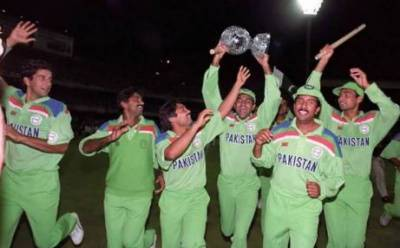 پاکستانی کرکٹ ٹیم ایک بار پھر ورلڈکپ جیت سکتی ہے : مشتاق احمد