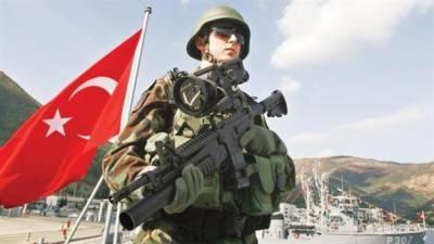 'دہشت گردوں' کے حملے میں 7 ترک فوجی ہلاک
