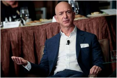 امیزون کے مالک جیف بیزوس دنیا کے امیرترین شخص بن گئے
