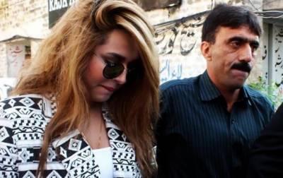 ماڈل گرل ایان علی کے ناقال ضمانت وارنٹ گرفتاری جاری