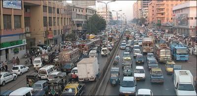 گرین لائن بس منصوبہ، ایم اے جناح روڈ بند، متبادل روٹ پلان جاری