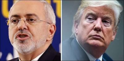 ایران کی سعودی عرب کو امریکا کے خلاف اتحاد کی پیش کش
