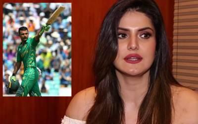 فخرزمان سے تعلقات،زرین خان نے بھارتی میڈیا کی خبر کو بکواس قرار دیدیا