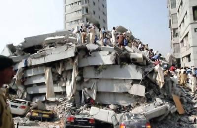 8 اکتوبر کے ہولناک زلزلے کو 13 سال بیت گئے