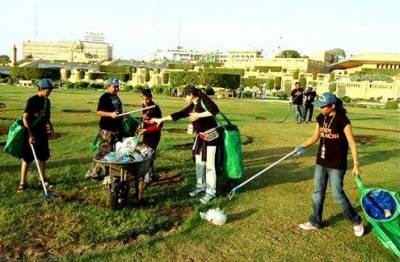 وزیراعظم آج سے ملک بھر میں 'کلین اینڈ گرین' پاکستان مہم کا آغاز کریں گے