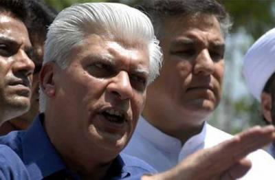 آصف کرمانی نے موجودہ حکومت کو جیرابلیڈ کی حکومت قراردیدیا