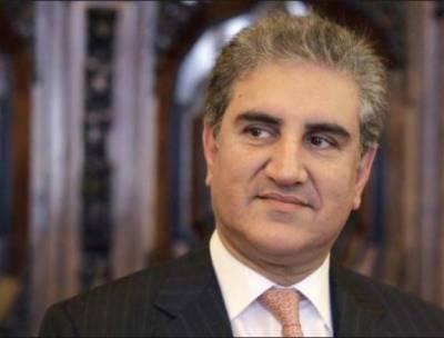 اپوزیشن لیڈر کی گرفتاری پر احتجاج کو سیاسی رنگ قرار دیتے ہیں، وزیر خارجہ شاہ محمود قریشی