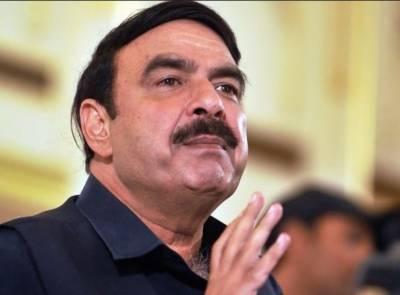 انتخابی ضابطہ اخلاق کی خلاف ورزی پر شیخ رشید کو نوٹس جاری