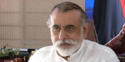 چیئرمین پنجاب پولیس ریفارمز کمیشن ناصر درانی نے استعفیٰ دیدیا