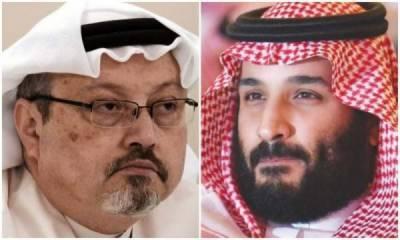 سعودی ولی عہد نے جمال خا شقجی کے خلاف آپریشن کرنے کے احکامات جاری کیے