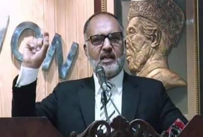 صدرِ پاکستان نے جسٹس شوکت عزیز صدیقی کو عہدے سے ہٹانے کی منظوری دے دی