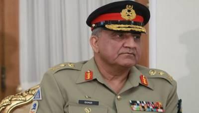 مشترکہ مفادات کیلئے پاکستان اور برطانیہ کے باہمی تعاون کو اگلے مرحلے تک لے جانے کو تیار ہیں:آرمی چیف