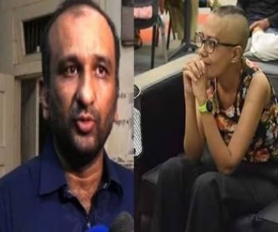 عروج ضیاءنامی خاتون صحافی نے فیصل ایدھی پر جنسی ہراسانی کا الزام لگادیا