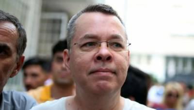 ترکی نے دہشتگردی کے الزام میں گرفتار امریکی پادری اینڈریو برنسن کو رہا کر دیا