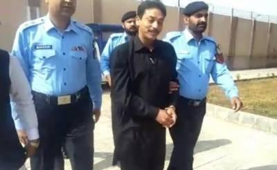 پی پی پی کے سابق سینیٹر فیصل رضا عابدی کو جیل بھیجنے کا حکم