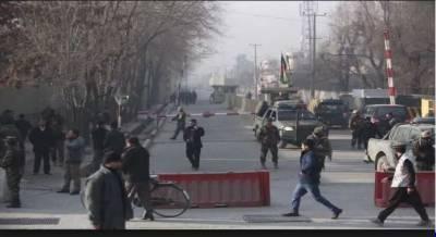 افغانستانمیں انتخابی جلسے میں دھماکہ، 12 افراد ہلاک ہوگئے